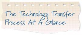 The Technology Transfer Process at a Glance